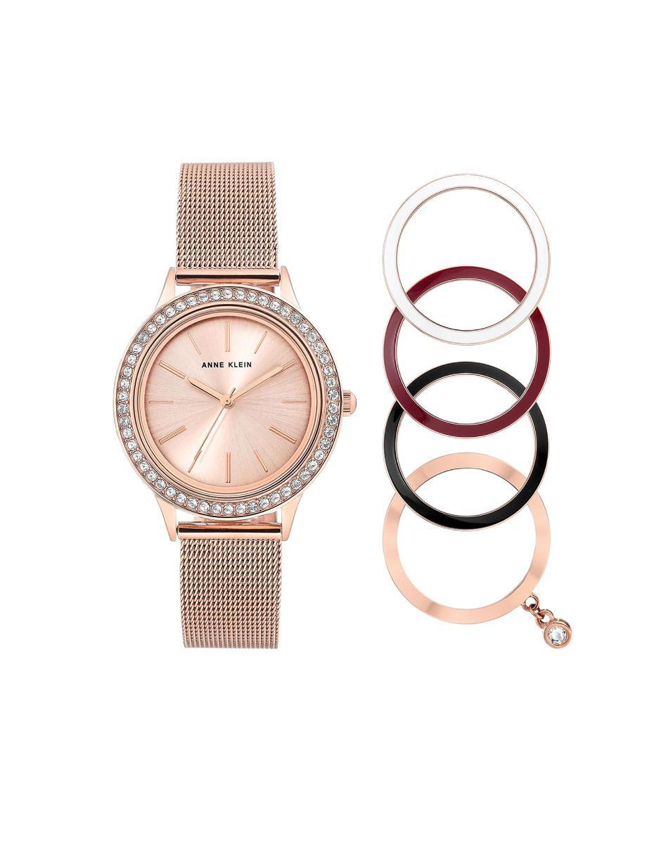 71f1ebab3008 Box set de reloj para dama Anne Klein AK3166INST