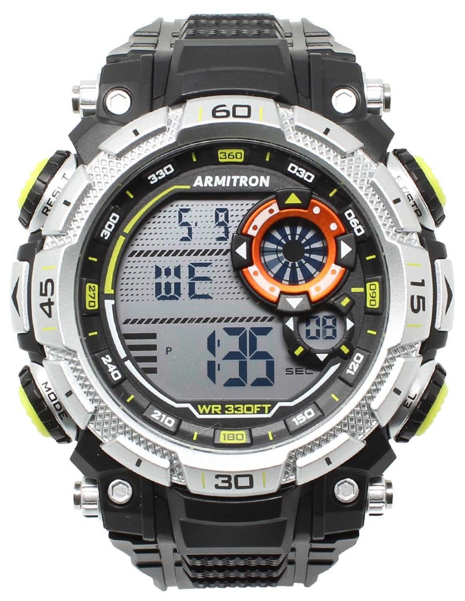 510d203609e1 Reloj para caballero Armitron Pro Sport 408397LBK negro