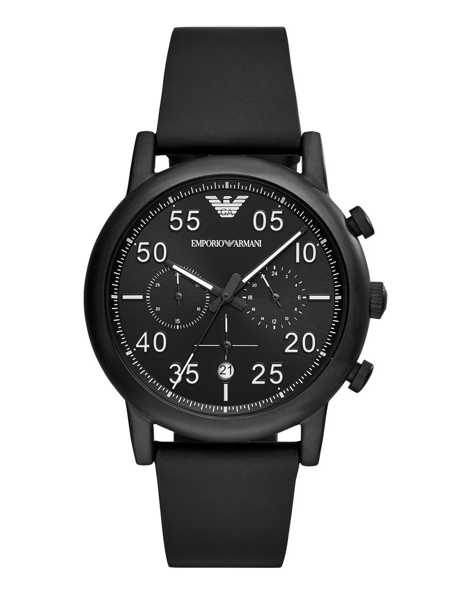 4d4498be9e2b Reloj para caballero Emporio Armani Sport AR11133 negro