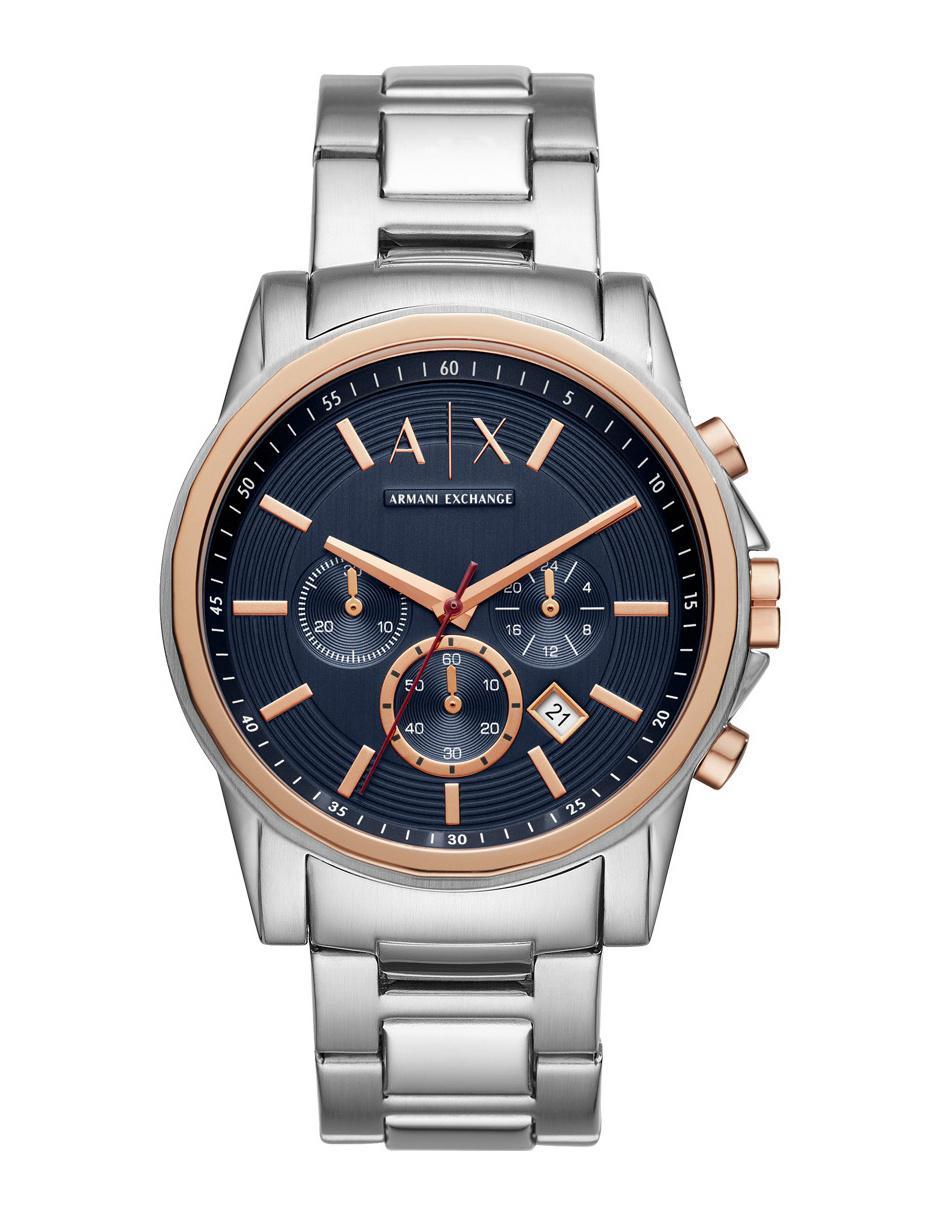 7a459dc764c1 Reloj para caballero A X AX2516