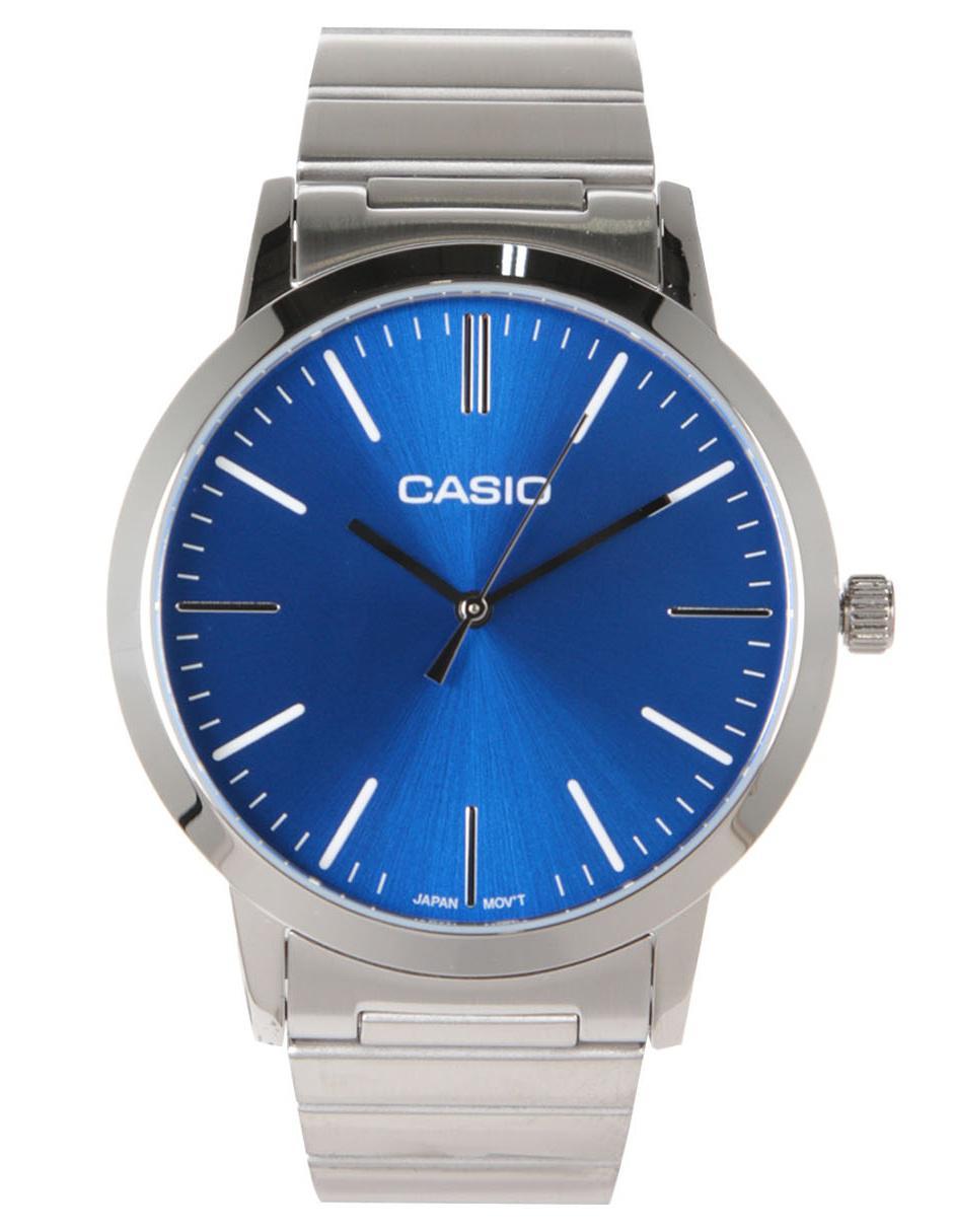 45cc70488c22 Reloj para caballero Casio Vintage LTP-E118D-2AVT
