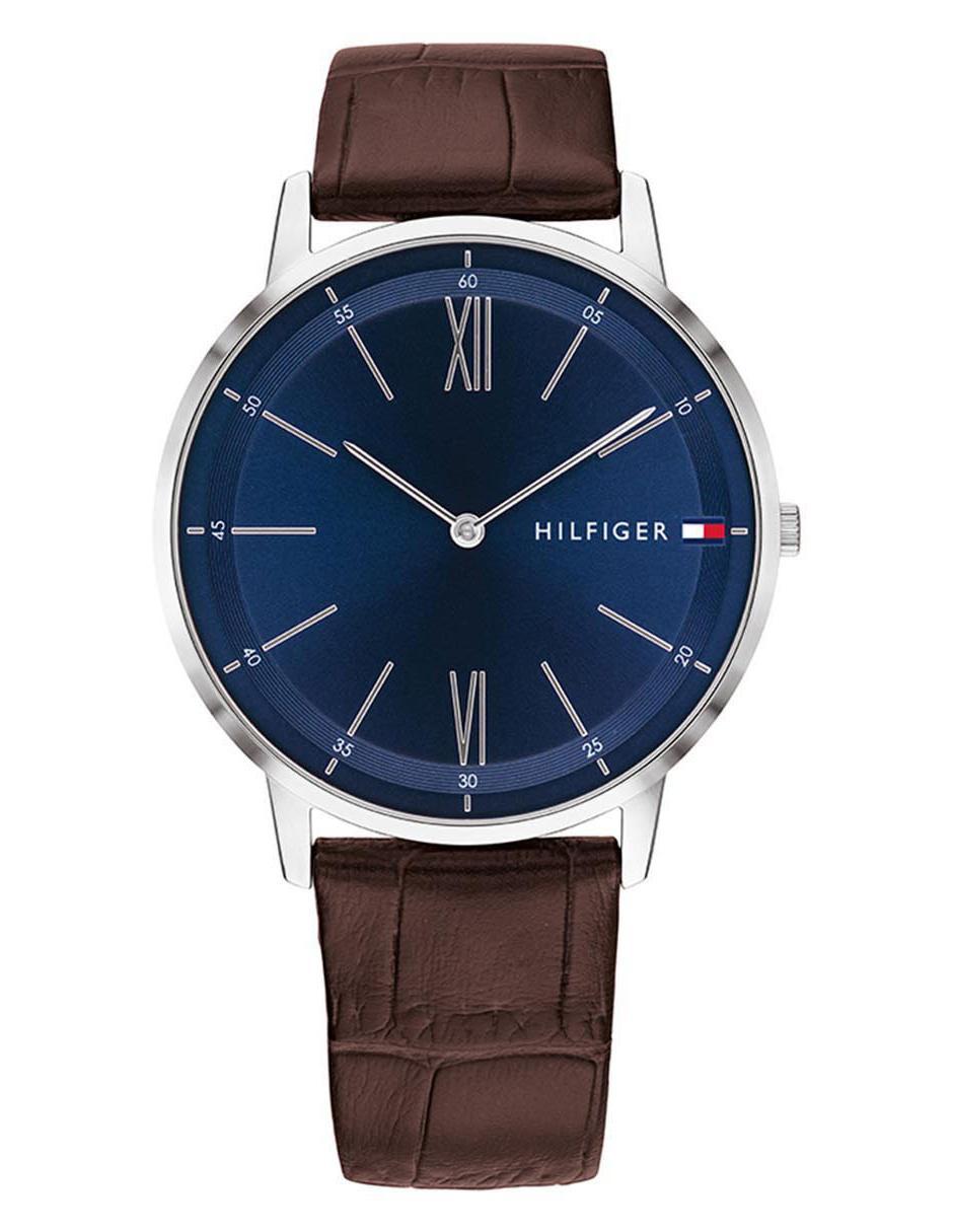 e609e3596d97 Reloj para caballero Tommy Hilfiger 1791514 café Precio Sugerido