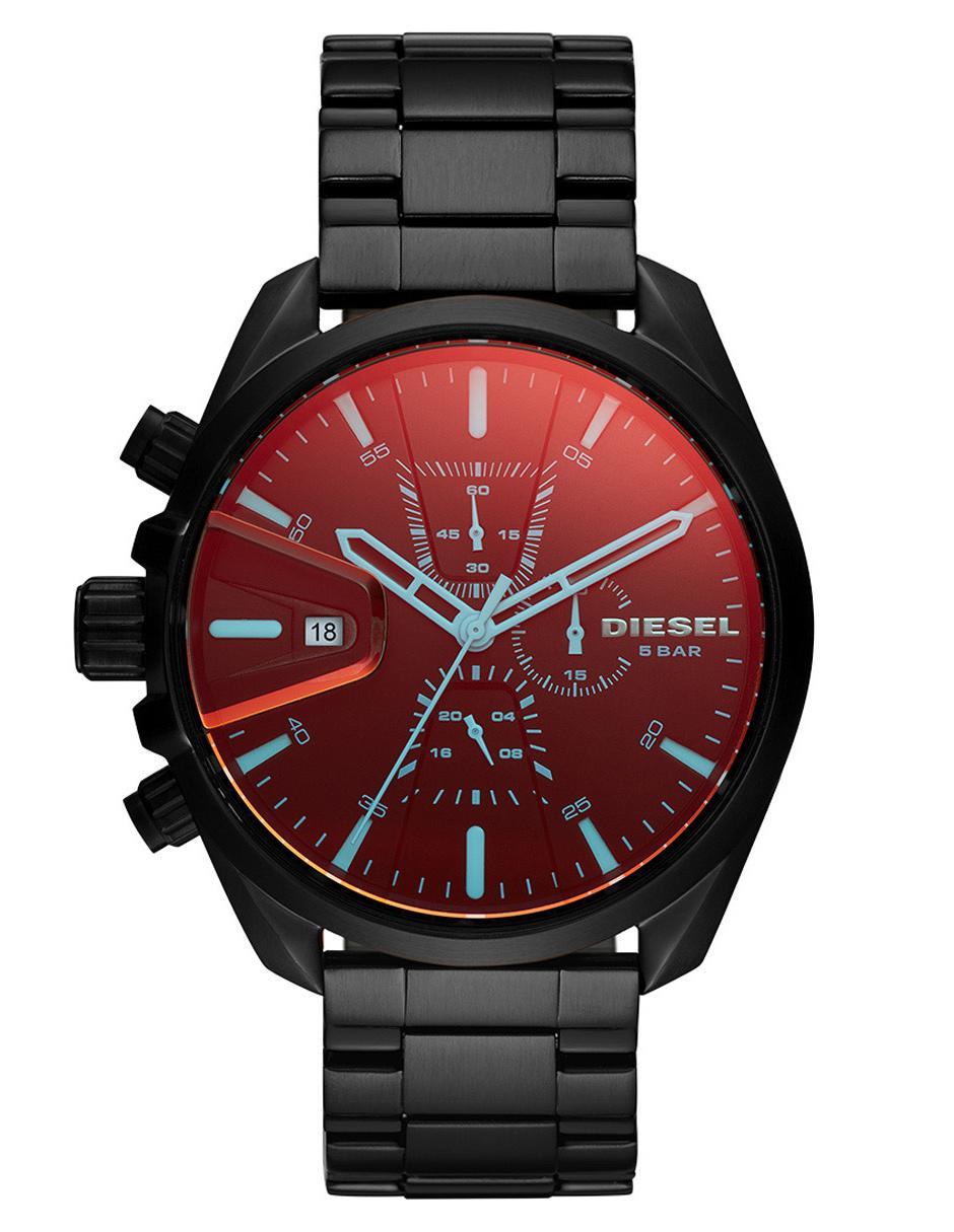 f3fc4736c7f4 Reloj para caballero Diesel Ms9 Chrono DZ4489 negro