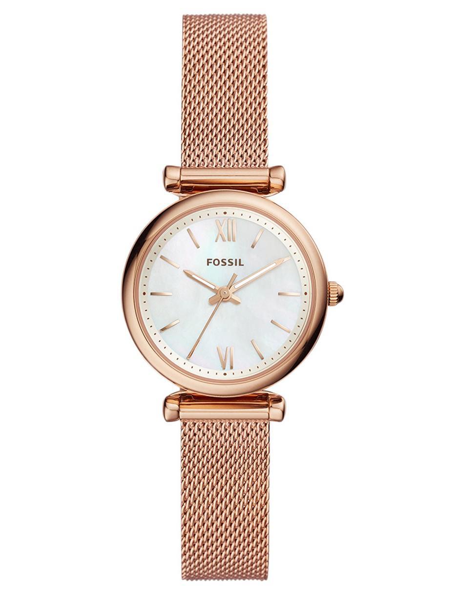 0fcf7e8e66b6 Reloj para dama Fossil ES4433 Carlie