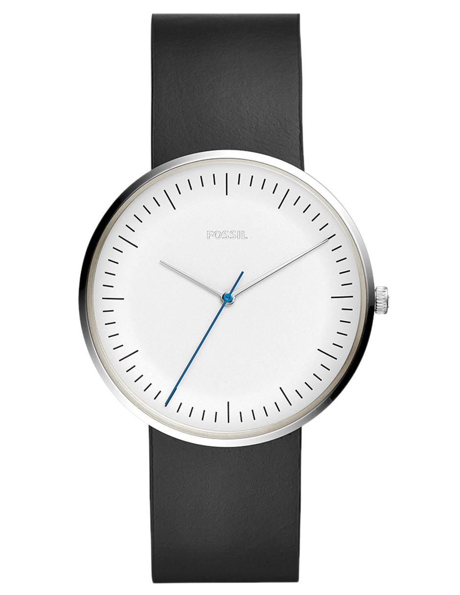 d59712de155e Reloj para caballero Fossil The Essentialist FS5471 negro