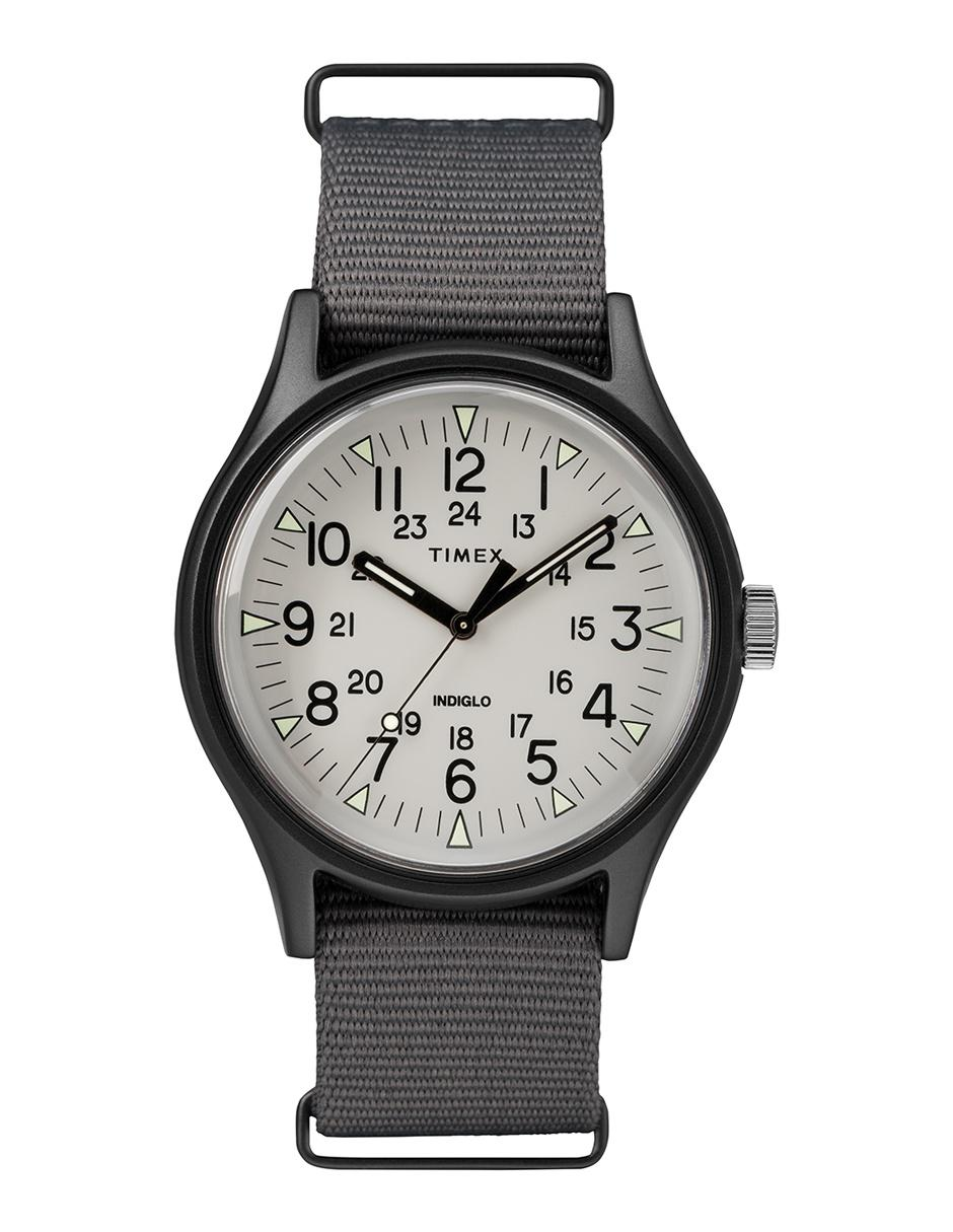 5a7916639baf Reloj para caballero Timex Mk1 Aluminium Tw2t10500 gris
