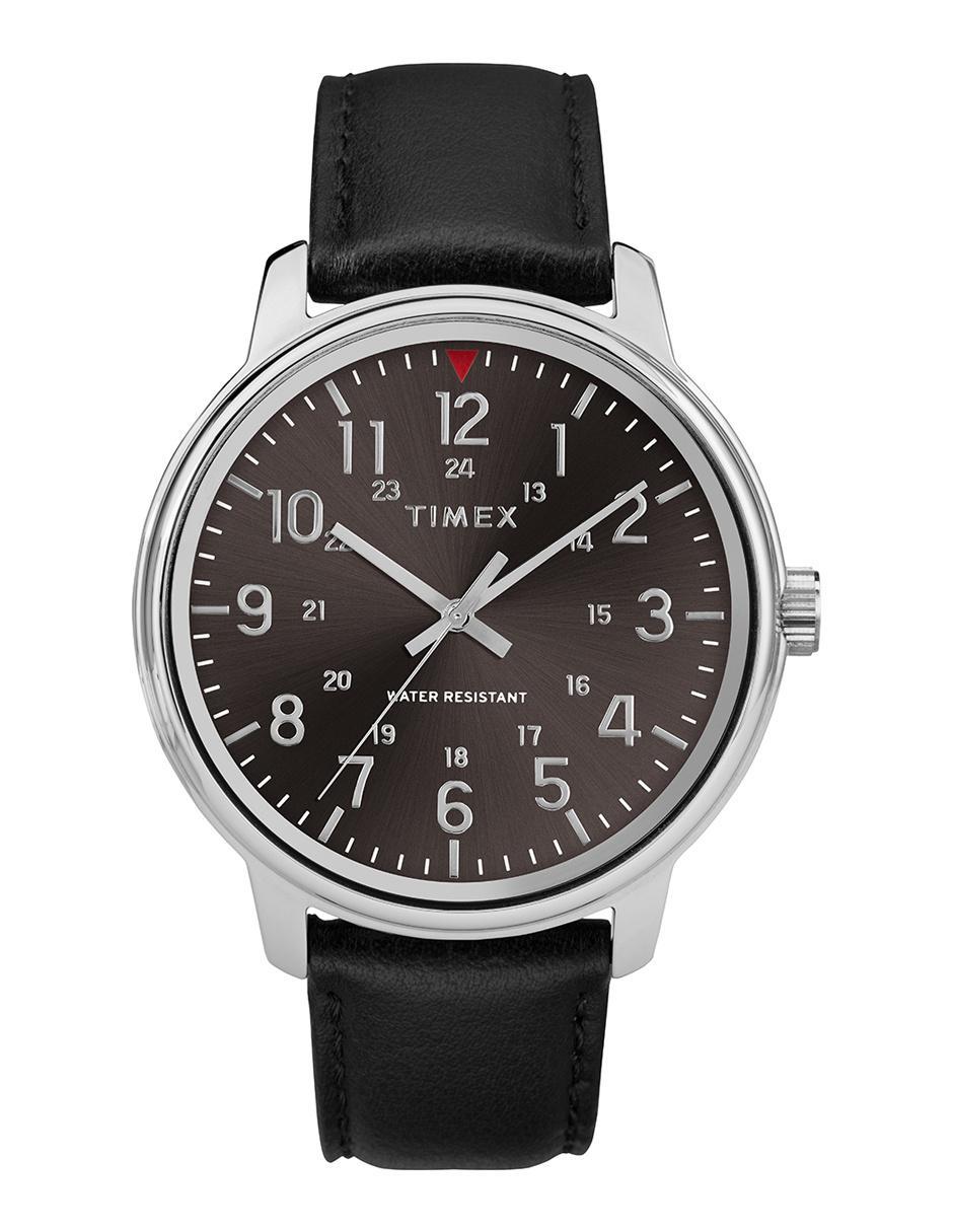 9d3f45ce7e02 Reloj para caballero Timex Core Tw2r85500 negro