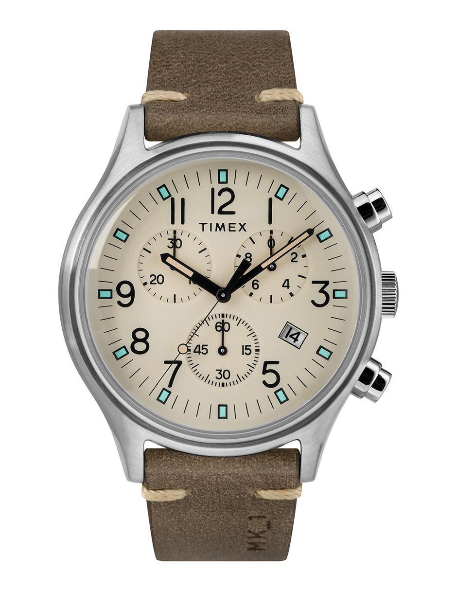 92864b5e094f Reloj para caballero Timex MK1 TW2R96400 café