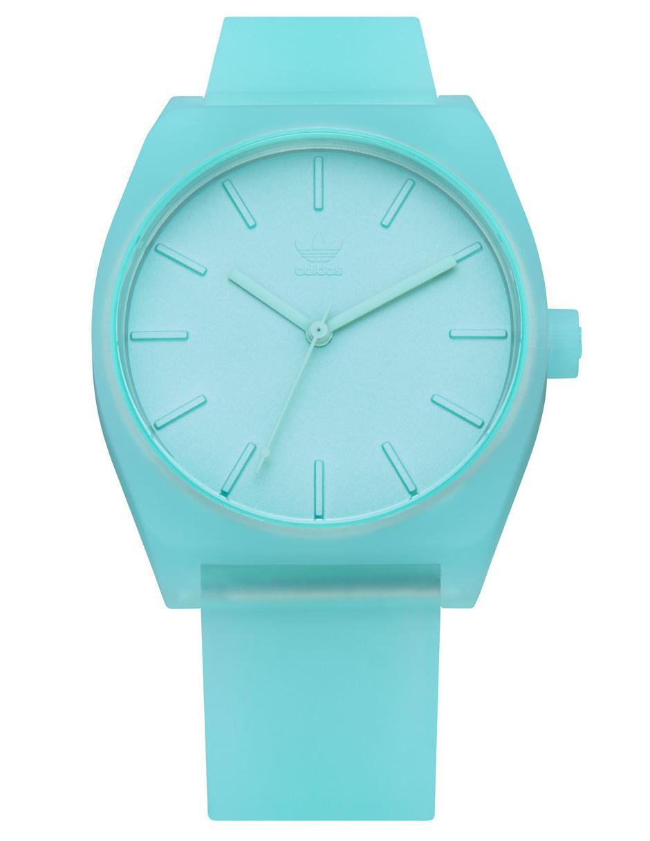 reflejar Laboratorio resistirse  Reloj para dama Adidas Process Sp1 Z10-3050 turquesa en Liverpool