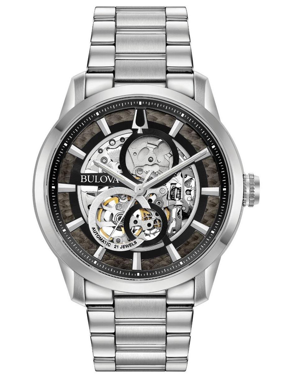 0f684eec81cf Reloj para caballero Bulova Sutton 96a208
