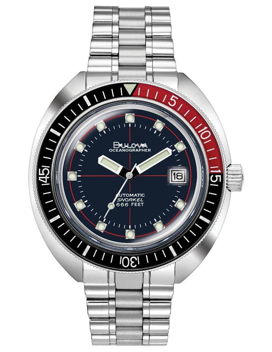 da5d8c9ed466 Reloj para caballero Bulova Oceanographer Devil Diver