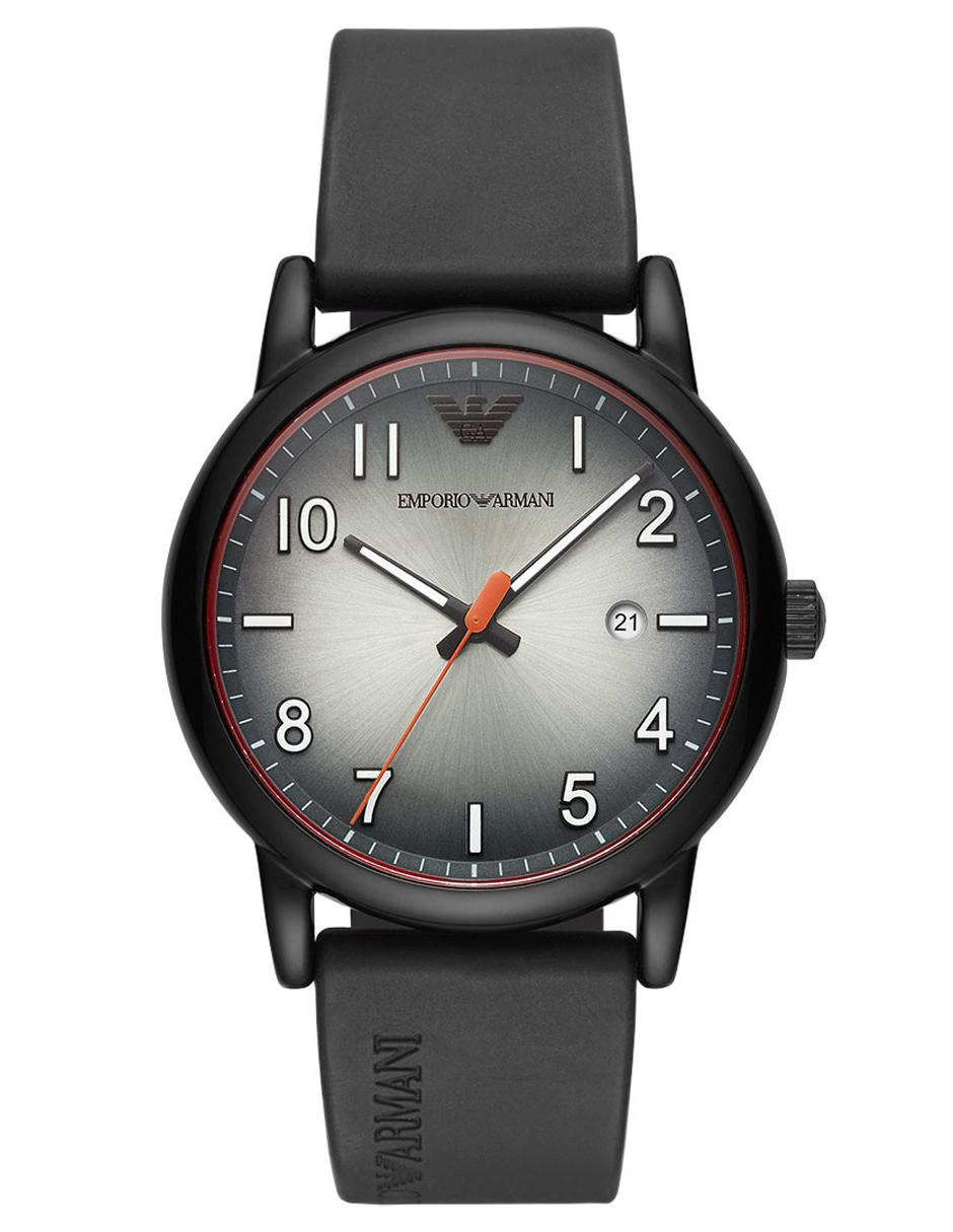 c7ac510eab90 Reloj para caballero Emporio Armani Fashion AR11176 negro