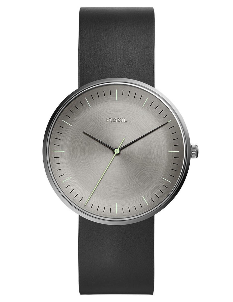 87d7dbde5520 Reloj para caballero Fossil The Essentialist FS5483 negro