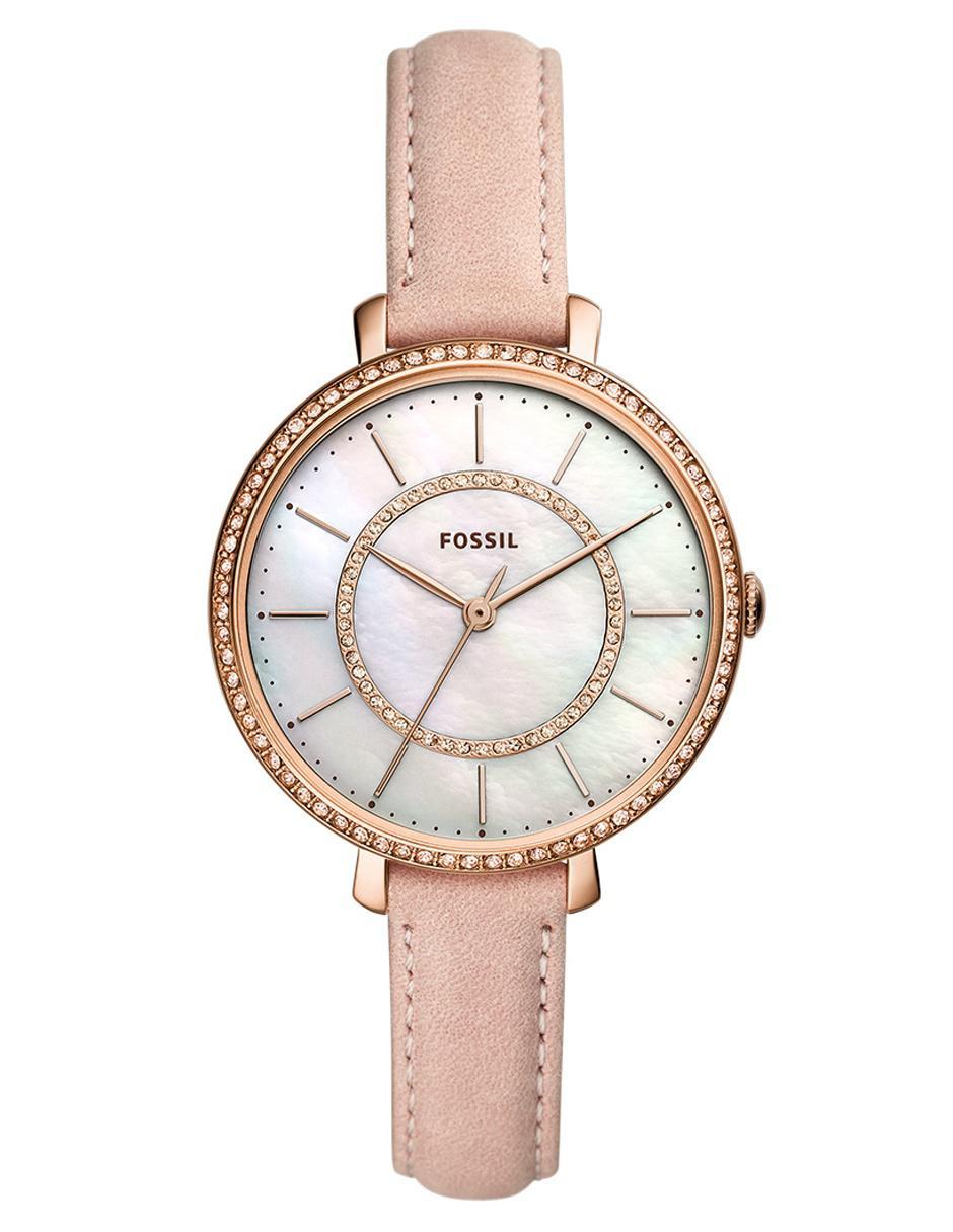 d089061250f0 Reloj para dama Fossil Jocelyn ES4455 nude