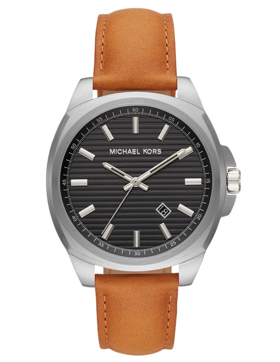 Reloj para caballero Michael Kors Bryson MK8659 ocre 3b3d0ba56a452