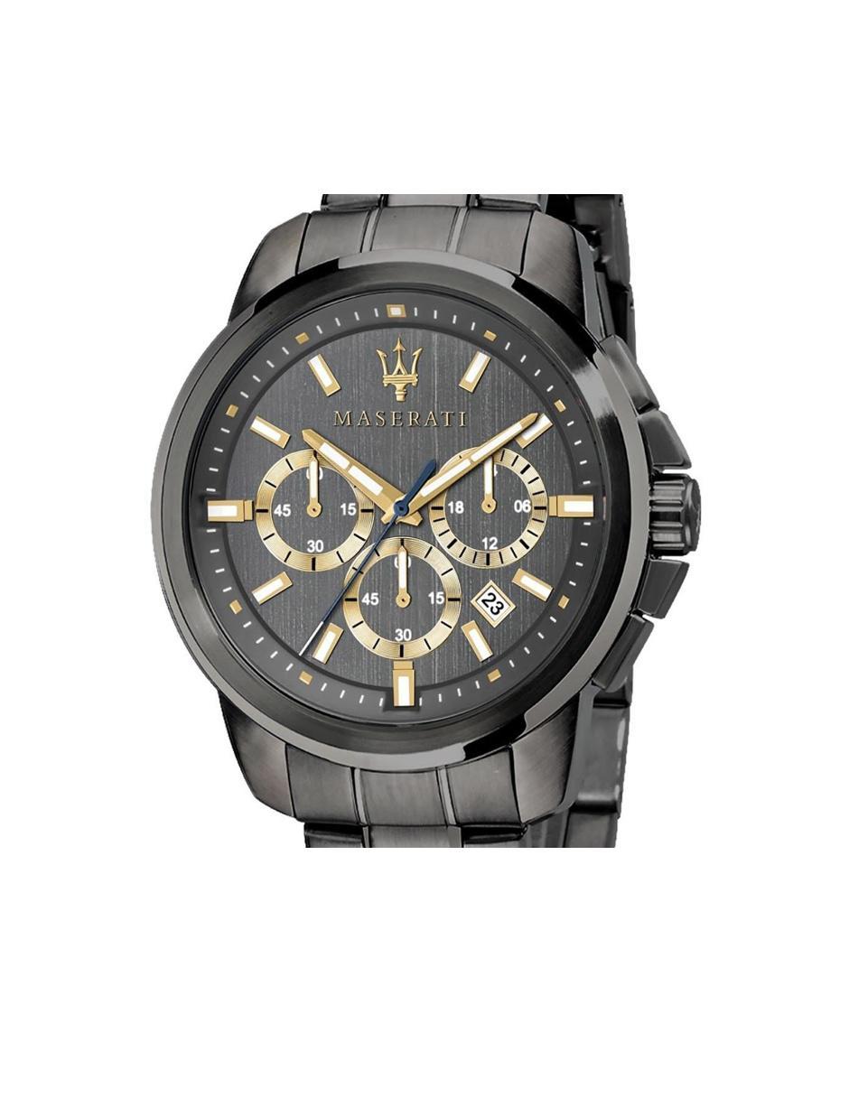 3590 Reloj Gris Ricordo Oxford Caballero Maserati Ric Para WHIED2Y9