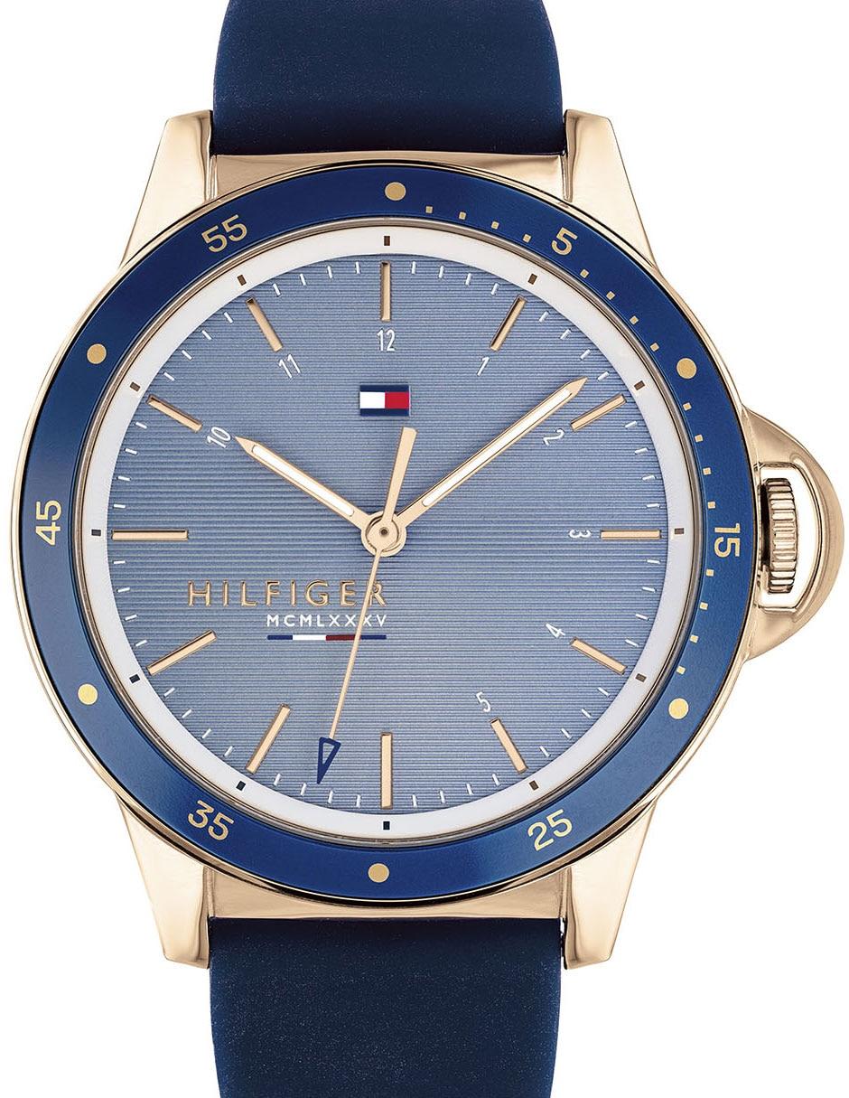 b64757532b0 Reloj para dama Tommy Hilfiger Ladies Diver 1782027 azul Precio ...