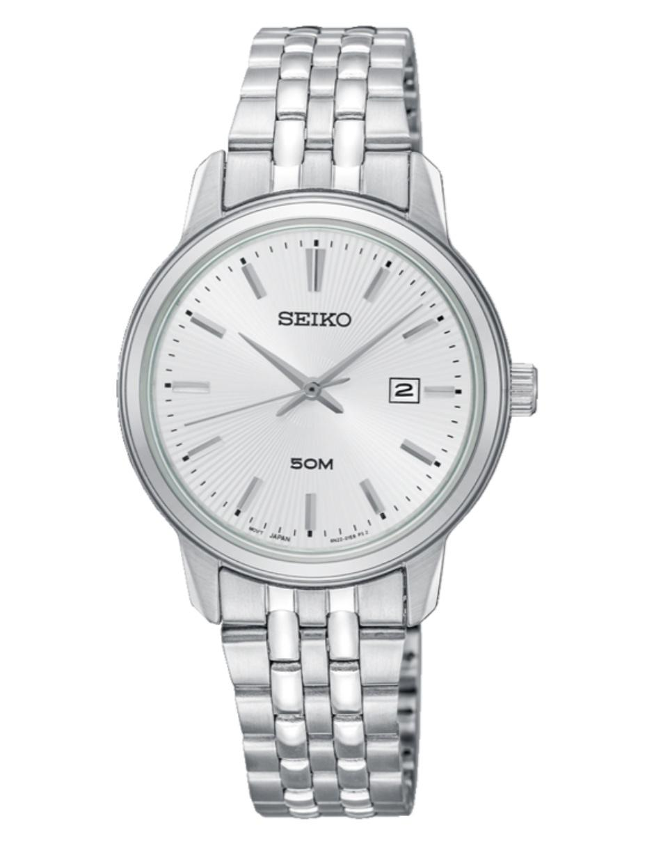 398a3ceb0add Reloj para dama Seiko Vestir SUR667P1