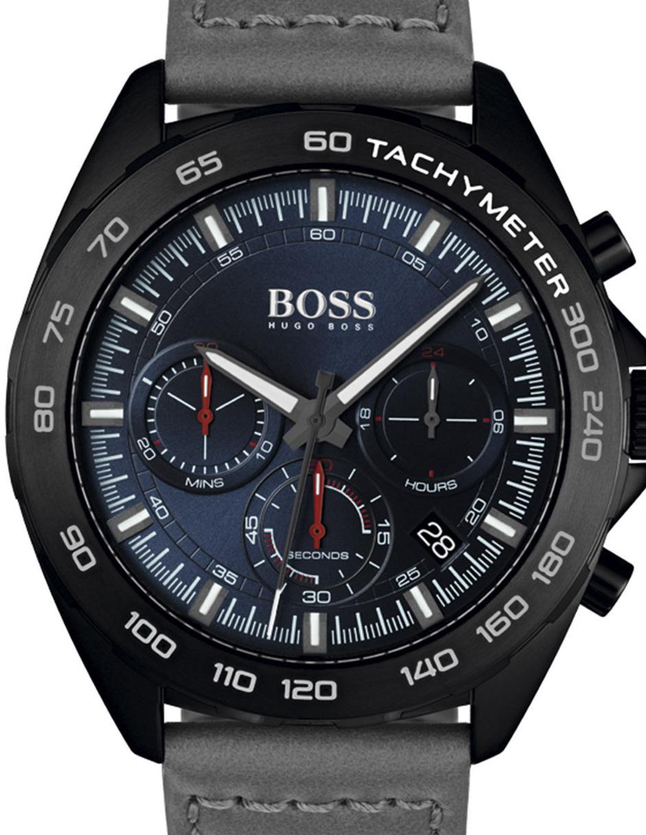 8eec16873718 Reloj para caballero Hugo Boss Intensity 1513679 gris