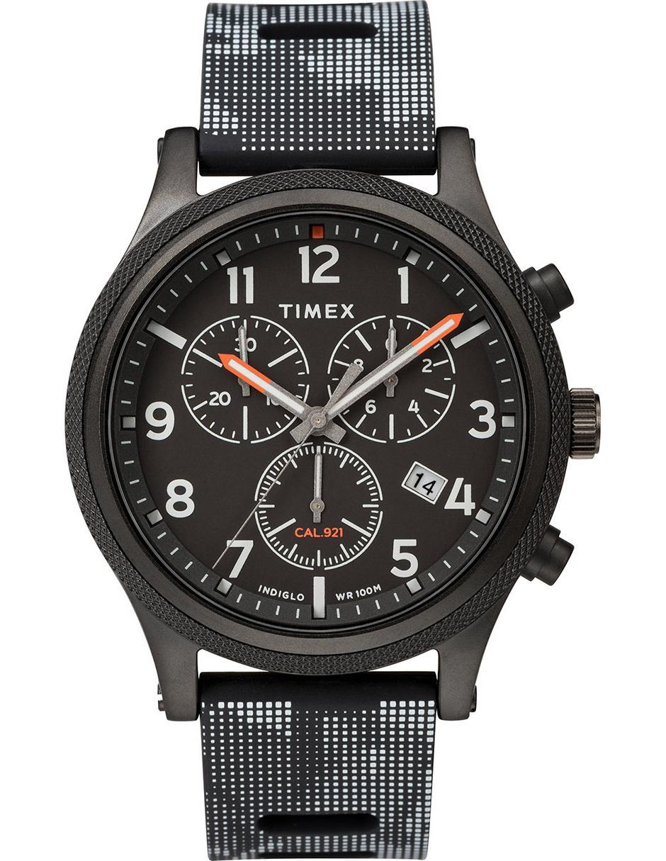 48a65aeff094 Reloj para caballero Timex Allied TW2T33100 negro