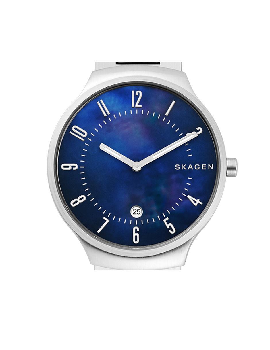 Caballero Grenen Reloj Skagen Skw6519 Para 8kX0PwnO
