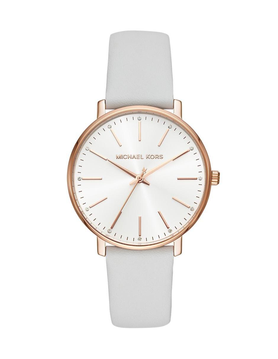 Reloj Dama Para Pyper Kors Blanco Michael Mk2800 34jRcq5AL