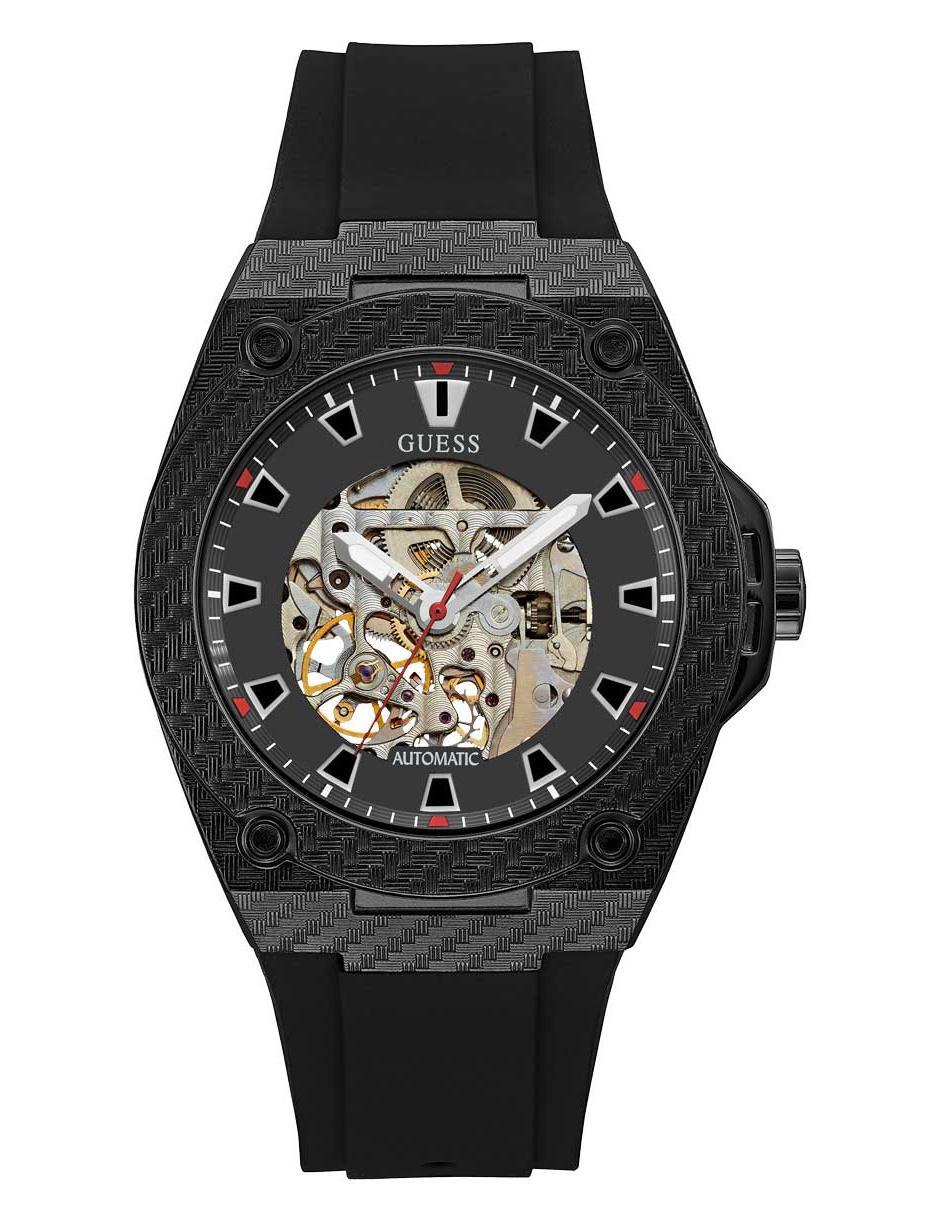 Guess Reloj Caballero Para Legacy W1247g1 Negro CBoQxderW