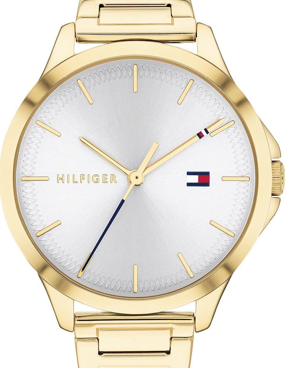 Cabecear Interrupción Tierra  Reloj para dama Tommy Hilfiger 1782086 dorado en Liverpool