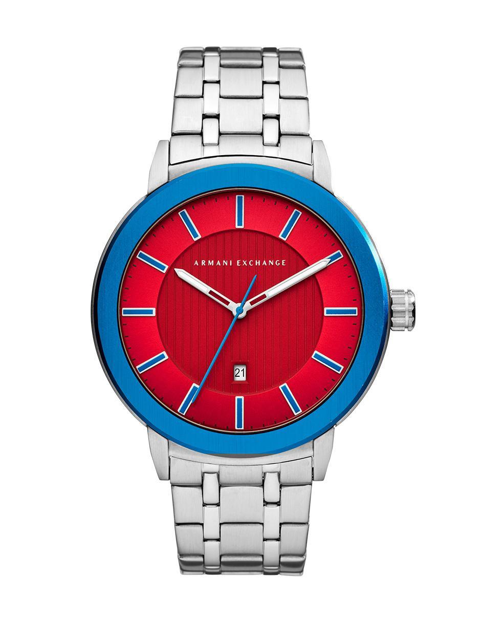 edf48c6ae700 Reloj para caballero Armani Exchange Street AX1471