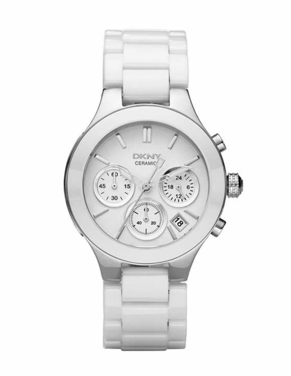 Reloj para dama DKNY NY4912 blanco 4189be4a7f08