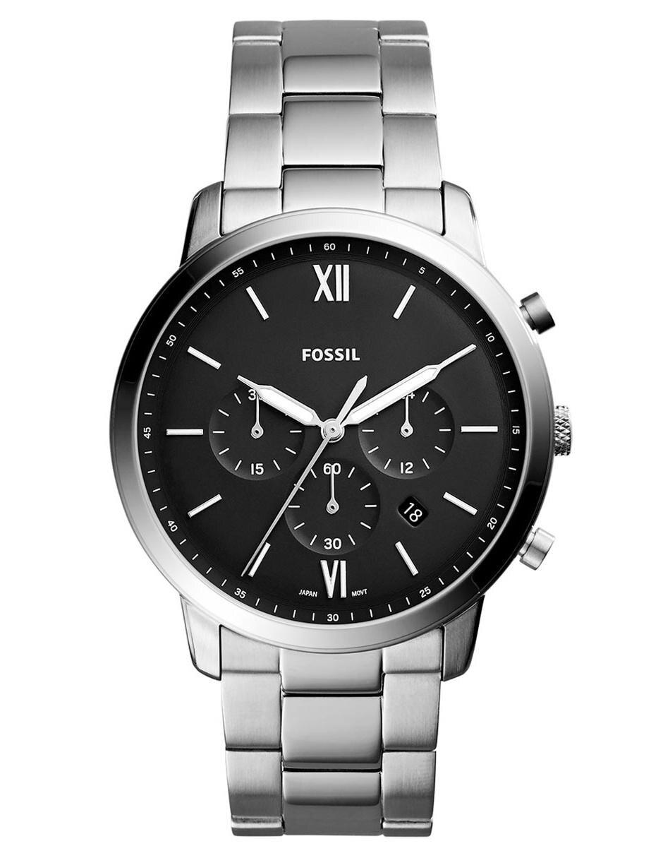 502a4eebd22b Reloj para caballero Fossil Neutra Chrono FS5384 Precio Sugerido