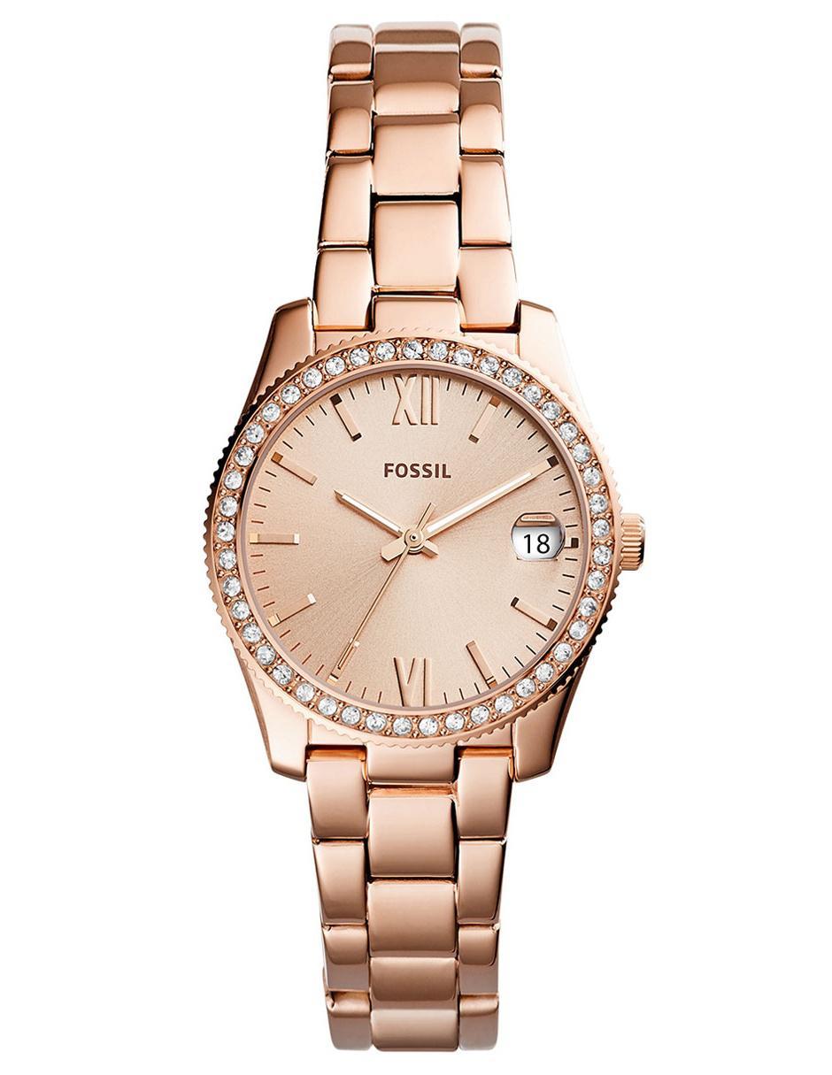 1d26aaecd1d2 Reloj para dama Fossil Scarlette ES4318