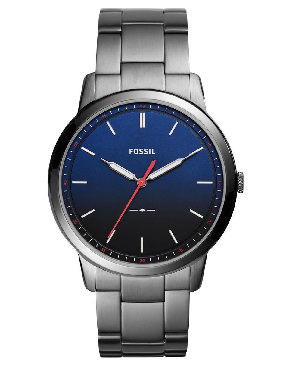 bb31470356c6 Reloj para caballero Fossil The Minimalist FS5377