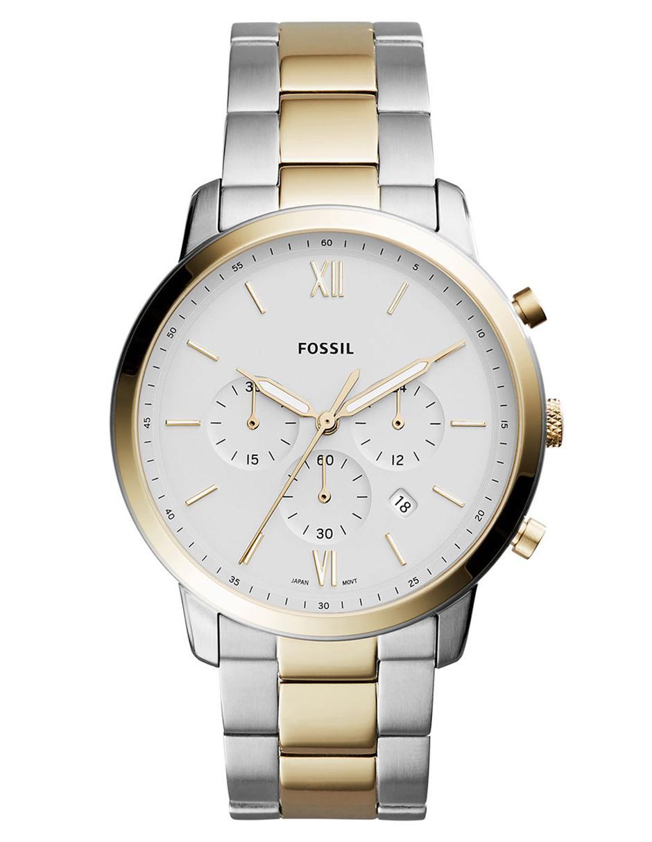 45fc85d944a3 Reloj para caballero Fossil Neutra Chrono FS5385