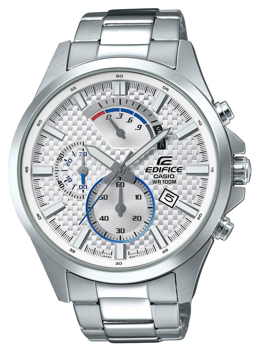 4b65f62478a0 Reloj para caballero Casio Edifice EFV-530D-7AVCF Precio Sugerido