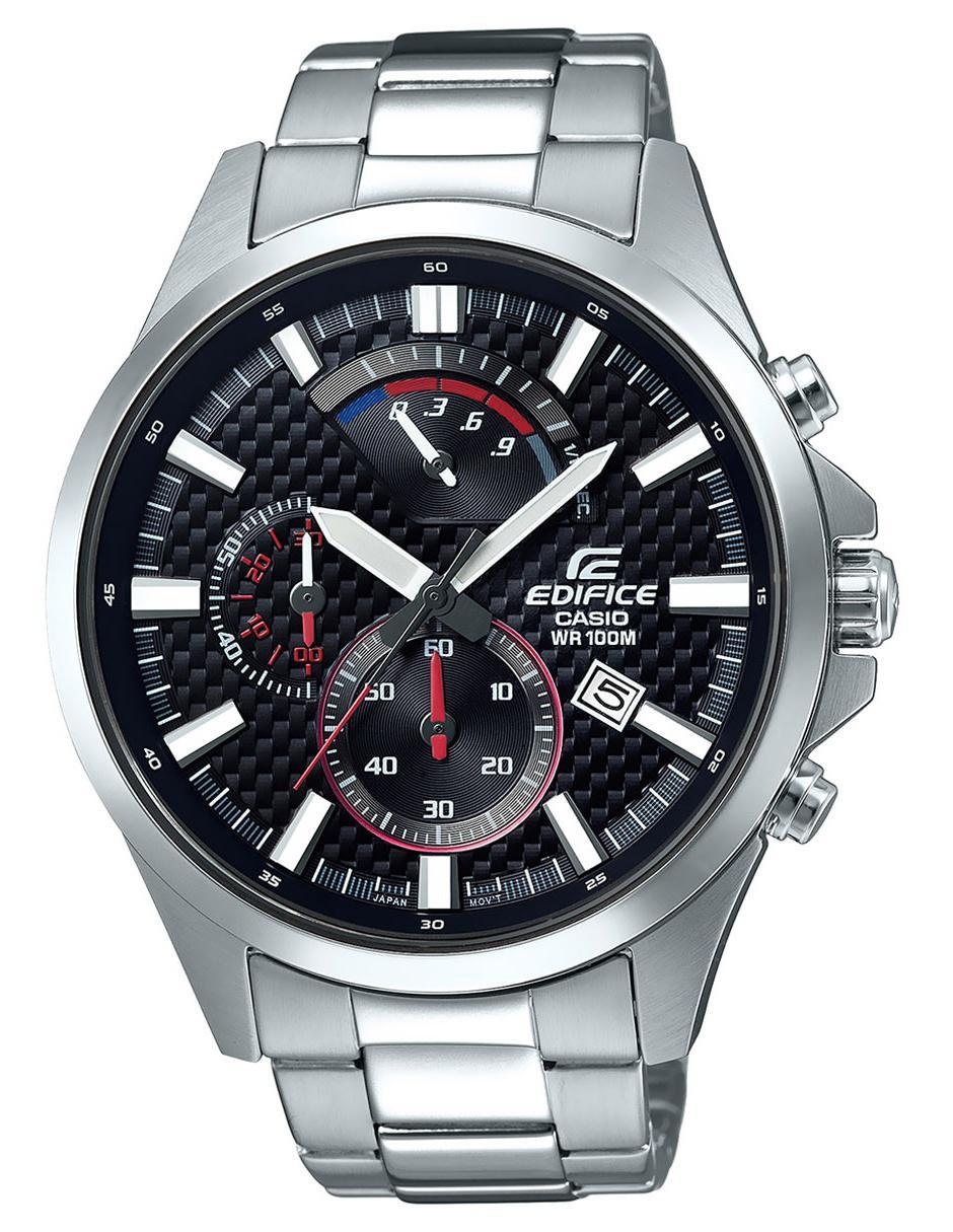 c87ff73b2e7d Reloj para caballero Casio Edifice EFV-530D-1AVCF
