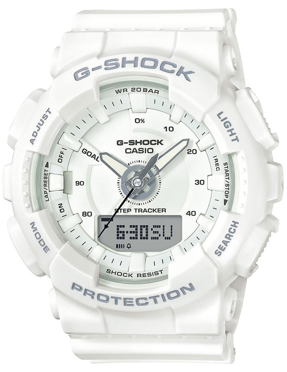 Reloj casio de dama blanco