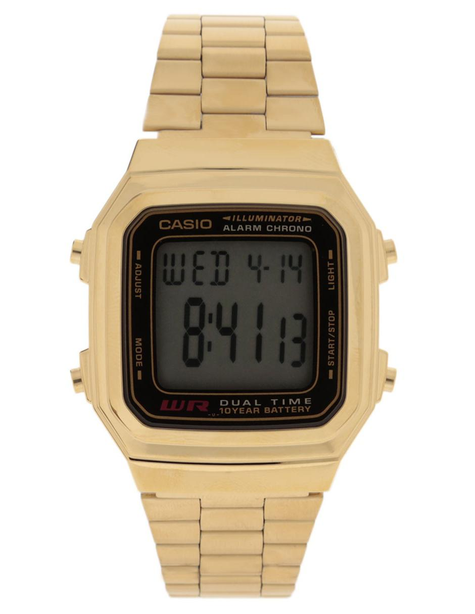 9410b613e5cb Reloj unisex Casio Vintage A178WGA-1AVT